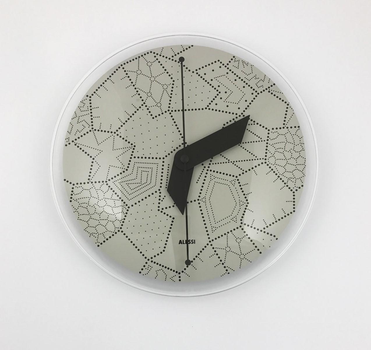 Alessi AM31 3 Sole-Stelle orologio da parete | eBay